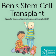 Cover of Ben's stem cell transplant