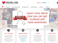 Feeding Tube website