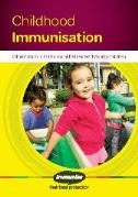 Thumbnail image of cover of booklet 'Childhood immunisation'