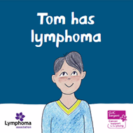 Cover of Tom has lymphoba