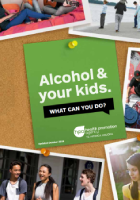 Alcohol and your kids