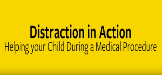Distraction in action video