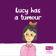 Cover of Lucy has a tumour