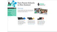 Teen parent website